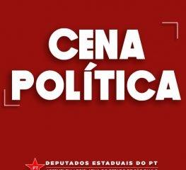 CENA POLÍTICA – TERÇA-FEIRA (4/11)