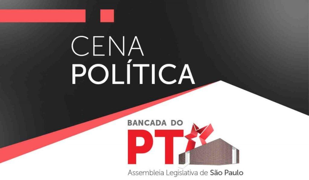 CENA POLÍTICA – 02 DE ABRIL DE 2019