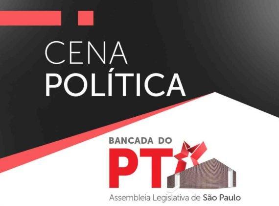 Cena Política, quinta, 21 de março de 2019
