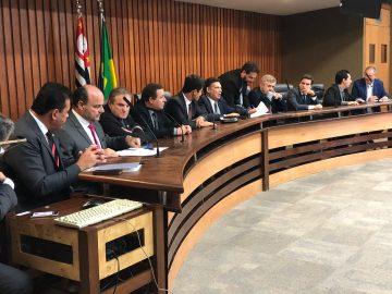 CENA POLÍTICA – QUARTA-FEIRA, DIA 17 DE ABRIL DE 2019