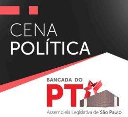 CENA POLÍTICA – QUARTA-FEIRA – 03 DE ABRIL DE 2019