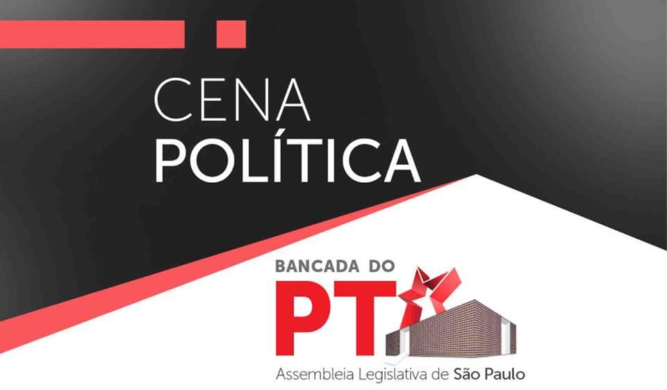 CENA POLÍTICA – TERÇA-FEIRA, 9 DE ABRIL DE 2019