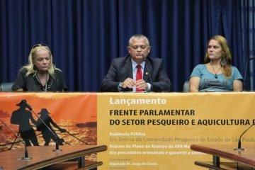 FRENTE PARLAMENTAR NA DEFESA DOS PESCADORES