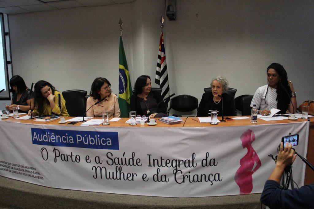 """Veja imagens da Audiência Pública """"O Parto e a Saúde Integral da Mulher e da Criança"""""""