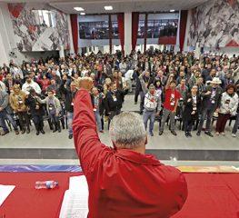 9º Congresso: metalúrgicos do ABC discutem democracia, futuro do trabalho e retomada do protagonismo na região