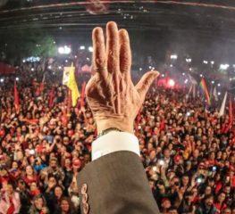 Lançamento do 7º Congresso Nacional do PT