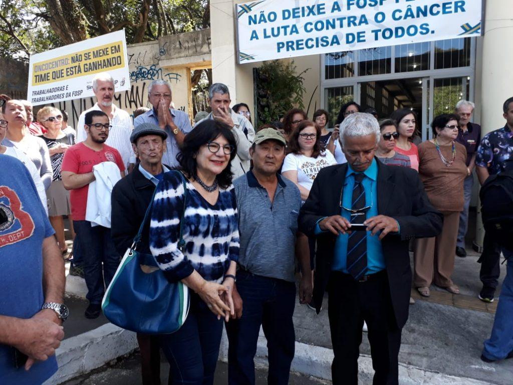 Frente Parlamentar debate extinção da Furp e da Fundação Oncocentro de São Paulo