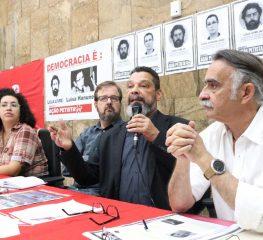 Coletiva de Imprensa marca lançamento da campanha pela liberdade de Luisa Hanune