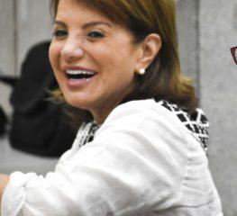 PROFESSORA BEBEL É LÍDER DA MINORIA NA ALESP