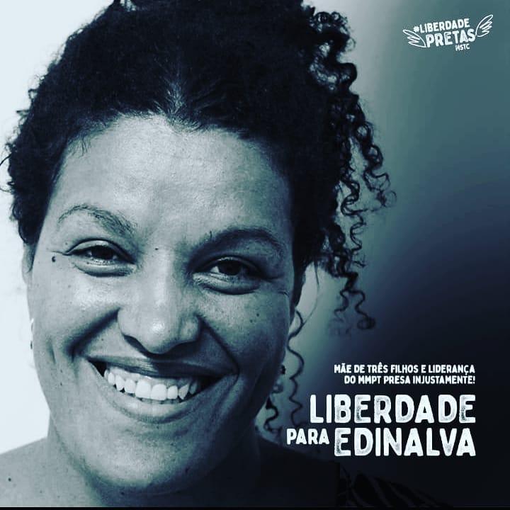 JUSTIÇA REVOGA INJUSTA PRISÃO DE EDINALVA FRANCO