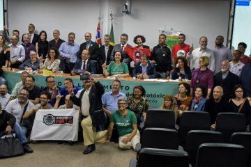 Assembleia Legislativa paulista lança projeto pioneiro para redução do uso de agrotóxico