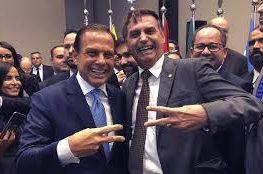 DORIA IMITA BOLSONARO E CORTA INVESTIMENTOS PÚBLICOS NO ORÇAMENTO 2020