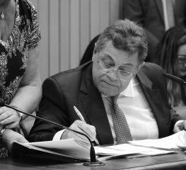 Emidio de Souza corrige dívida histórica com agentes de segurança em SP