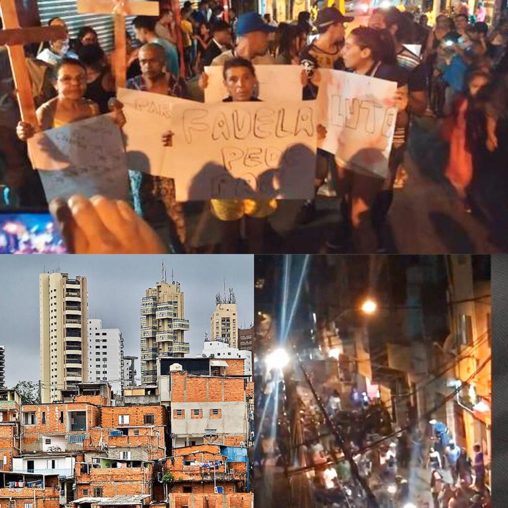 Petistas discutem com procurador-geral da Justiça ação da PM em Paraisópolis