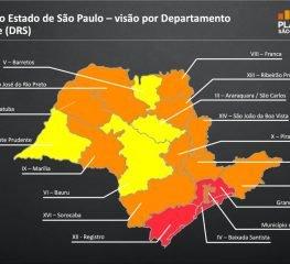 Doria anuncia flexibilização da quarentena no Estado