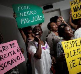 BARBA: É REPUGNANTE O RACISMO DENTRO DA FUNDAÇÃO PALMARES