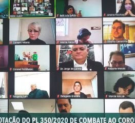ASSEMBLEIA APROVA MEDIDAS EMERGENCIAIS DE COMBATE AO COVID-19