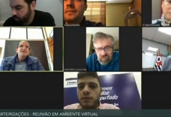 JOSÉ AMÉRICO PARTICIPA DOS TRABALHOS DA CPI DA QUARTEIRIZAÇÃO