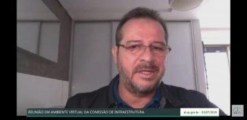 LUIZ FERNANDO COBRA DA ARSESP MAIS FISCALIZAÇÃO DOS SERVIÇOS DE ENERGIA