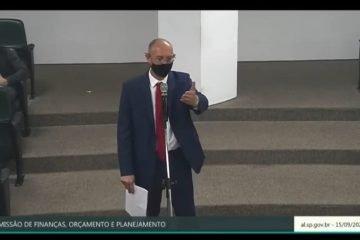 CFO: SECRETÁRIO MAURO RICARDO DEVE FALAR SOBRE O PL 529 NA PRÓXIMA TERÇA-FEIRA