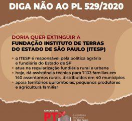 EX-SECRETÁRIOS DE JUSTIÇA REPUDIAM EXTINÇÃO DO ITESP