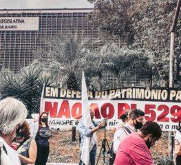 MARCADO POR DISPUTAS E MANOBRAS, PL 529 ESTÁ NA PAUTA DA 12º SESSÃO EXTRAORDINÁRIA