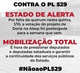 INFORMATIVO DA LIDERANÇA DO PT – SEXTA-FEIRA, 2 DE OUTUBRO