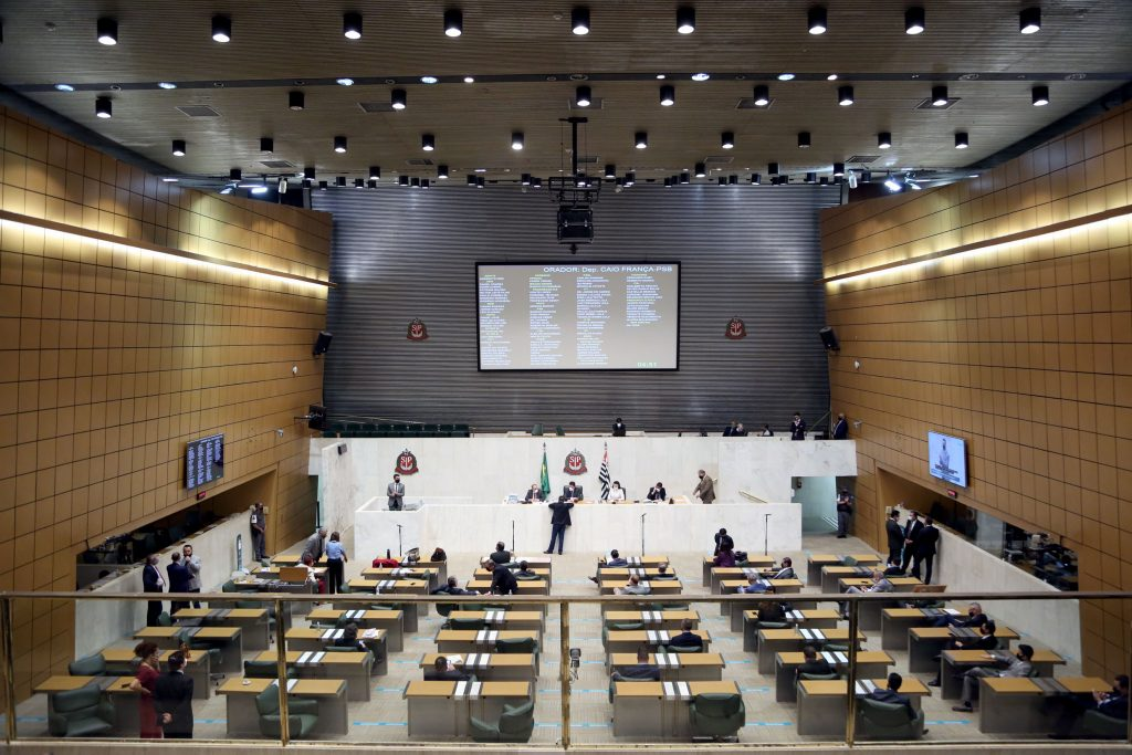 Bancada do PT faz declaração de voto contra o PL 529