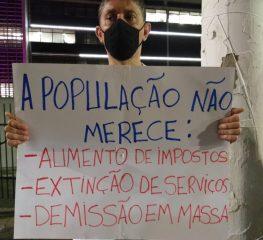 POLÊMICO PROJETO DE DORIA VOLTA À PAUTA DE VOTAÇÃO DE SESSÃO EXTRAORDINÁRIA