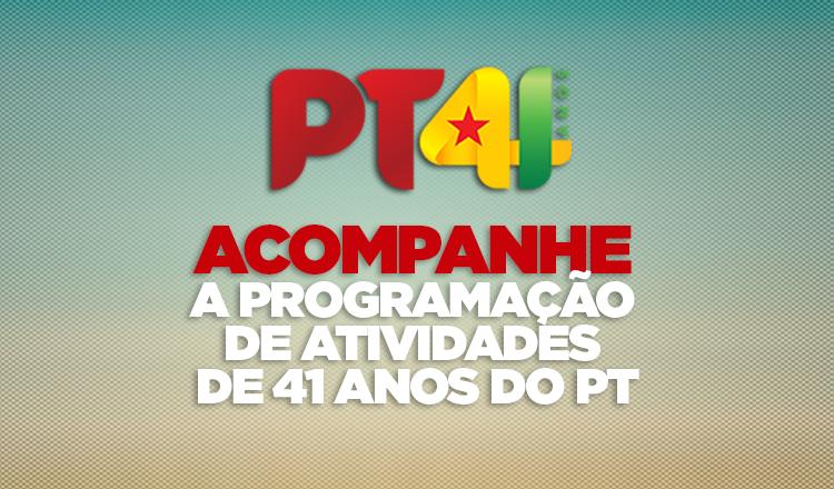 Informativo da Liderança do PT – sexta-feira, 12 de fevereiro
