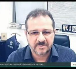 LUIZ FERNANDO PEDE ATUAÇÃO FIRME AO NOVO DIRETOR DE FISCALIZAÇÃO DA ARSESP